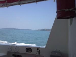 Fähre nach Koh Rong